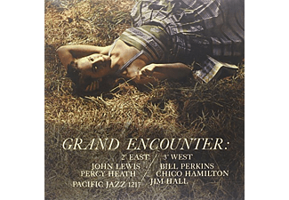 John Lewis - Grand Encounter: 2 Degrees East 3 Degrees West (Vinyl LP (nagylemez))