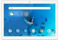 LENOVO Tab M10 HD, Tablet, 32 GB, 10,1 Zoll, Polarweiß