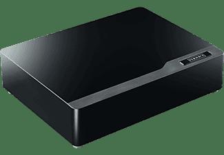 PROWORX NAS Gehäuse, 3.5 Zoll, SATA, Gigabit LAN, schwarz (MD000050)
