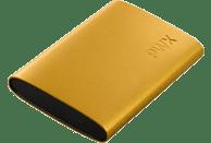 PROWORX Festplattengehäuse 2.5 Zoll, SATA, USB3.0, Gelb (MD000037)