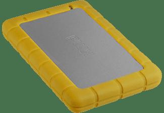 PROWORX Festplattengehäuse RubberyDrive, 2.5 Zoll, SATA, USB3.0, Gelb (MD000030)