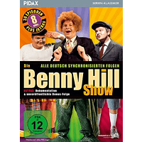 Die Benny Hill Show [DVD]