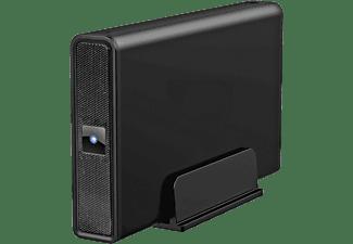 PROWORX Festplattengehäuse EB-3541T2B 3.5 Zoll, SATA, USB3.0, Schwarz (MD000028)