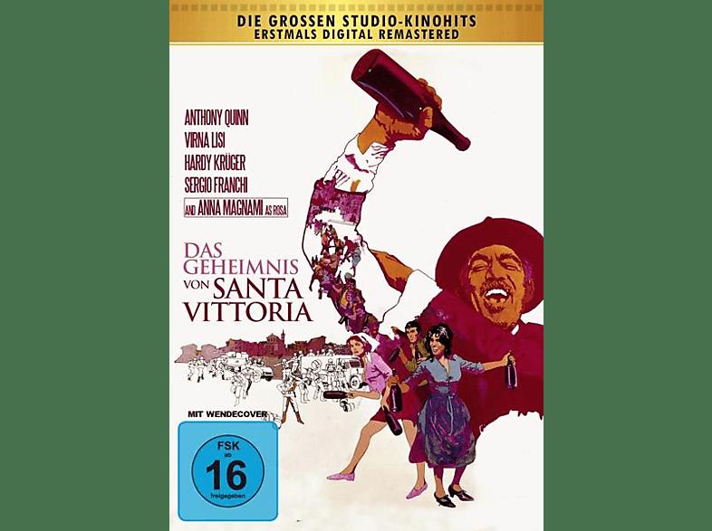 DAS GEHEIMNIS VON SANTA VITTORIA [DVD]