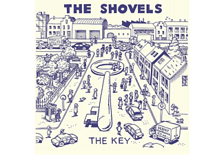 The Shovels - THE KEY CD