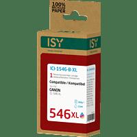 ISY ICI-1546-B-XL Tintenpatrone wiederaufbereitete Tintenpatrone 546 XL Mehrfarbig