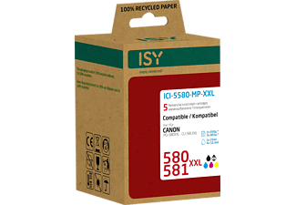 ISY ICI-5580-MP-XXL Tintenpatrone Mehrfarbig