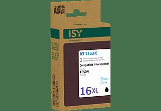 ISY IEI-1163-B Tintenpatrone Schwarz