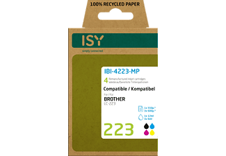 ISY IBI-4223-MP Tintenpatrone Mehrfarbig