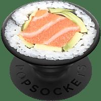 POPSOCKETS PopGrip Salmon Roll Handyhalterung, Mehrfarbig
