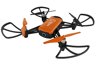 WOWITOYS Lark Racing Optical Flow Drone Turuncu