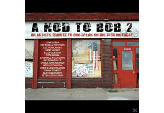 VARIOUS - A NOD TO BOB 2  - (CD)