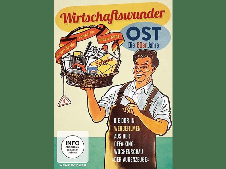 Wirtschaftswunder Ost - Die 60er Jahre [DVD]