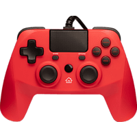 SNAKEBYTE PS4 Game:Pad 4 S RED  Controller, Rot