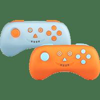 SNAKEBYTE MULTI:PLAYCON Controller} Blau & Orange