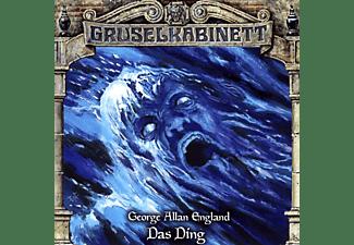 Gruselkabinett - 152/Das Ding  - (CD)