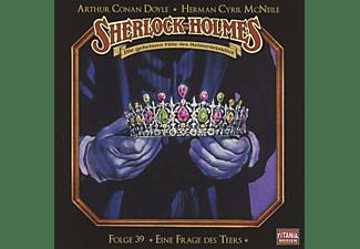 Holmes Sherlock - 039/Eine Frage des Teers  - (CD)