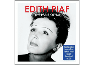 Edith Piaf - At The Paris Olympia (CD)