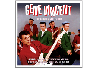 Gene Vincent - The Singles Collection (CD)
