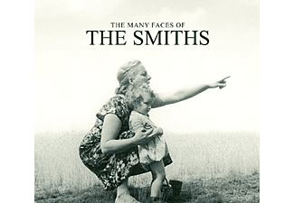 Különböző előadók - The Many Faces Of The Smiths (CD)