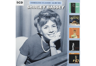 Shirley Bassey - Timeless Classic Albums (CD)