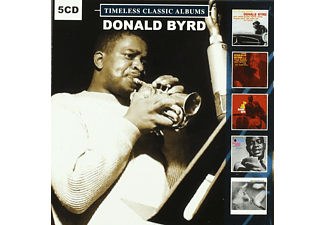 Donald Byrd - Timeless Classic Albums (CD)
