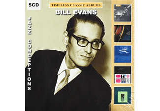 Bill Evans - Timeless Classic Albums - Jazz Conceptions (CD)