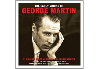 George Martin - The Early Works Of George Martin (CD)