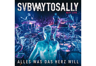 Subway To Sally - Hey! Live-Alles Was Das Herz Will  - (CD)