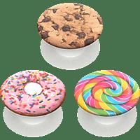 POPSOCKETS PopMinis Sweet Tooth Handyhalterung, Mehrfarbig
