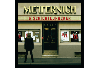 Metternich - G'schichtldrucker  - (CD)