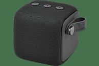 FRESH N REBEL Rockbox Bold S Bluetooth Lautsprecher, Dunkelgrau, Wasserfest
