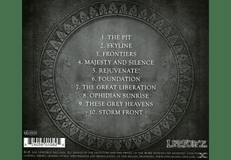 Omnium Gatherum - Grey Heavens  - (CD)