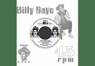 Billy Boyo, Roots Radics - One Spliff A Day/One Dub A Day  - (Vinyl)