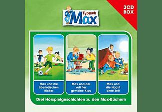 Max - Max-3-CD Hörspielbox Vol.2  - (CD)