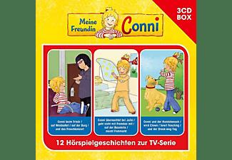 Meine Freundin Conni - Meine Freundin Conni: 3-CD Hörspielbox Vol. 3  - (CD)