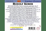 Rudolf Kerer - Legendary Treasures: Rudolf Kerer [CD]