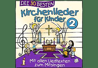 Sommerland,S./Glück,K.& Fita-Frösche,Die - DIE 30 BESTEN KIRCHENLIEDER FÜR KINDER 2  - (CD)