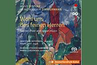 Maria/solisten Norddeutscher Kammerchor/jürgensen - Geistliche Musik-Sacred Choir And Organ Music [SACD Hybrid]