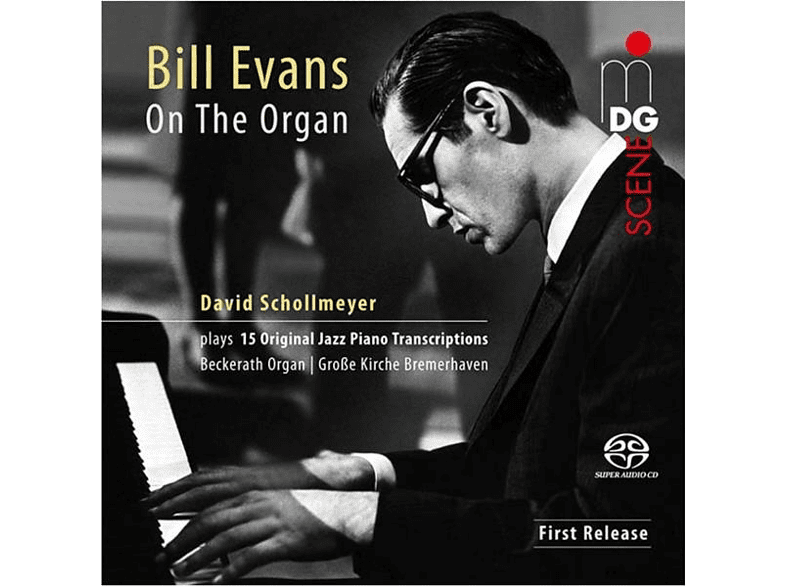 David Schollmeyer - Bill Evans on the Organ [SACD Hybrid]