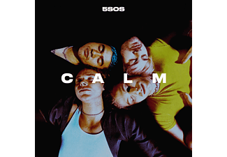 5 Seconds Of Summer - CALM CD