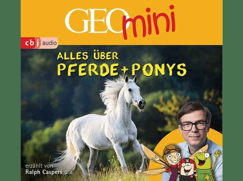GEOmini (2) - Alles über Pferde und Ponys - (CD)
