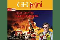 GEOmini (1) - Alles über die Feuerwehr - (CD)
