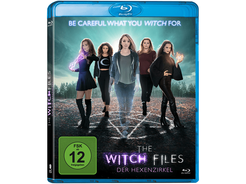 The Witch Files - Der Hexenzirkel [Blu-ray]
