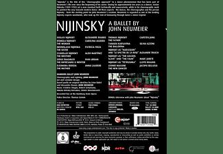 Philharmonisches Staatsorchester Hamburg - Nijinsky-A Ballet by John Neumeier  - (DVD)