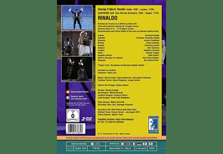 VARIOUS, Orchestra La Scintilla - Rinaldo  - (DVD)