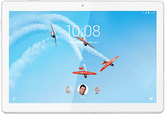 LENOVO Tab M10 Tablet 10.1 inch HD Quad Core 32GB WiFi White
