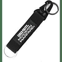NUMSKULL Official COD Modern Warfare Tactical Keyring / Keychain Schlüsselanhänger, Schwarz