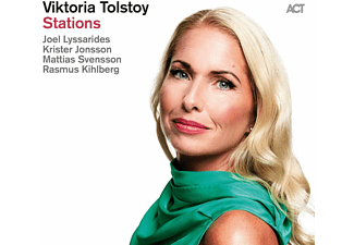 Viktoria Tolstoy - Stations (CD)