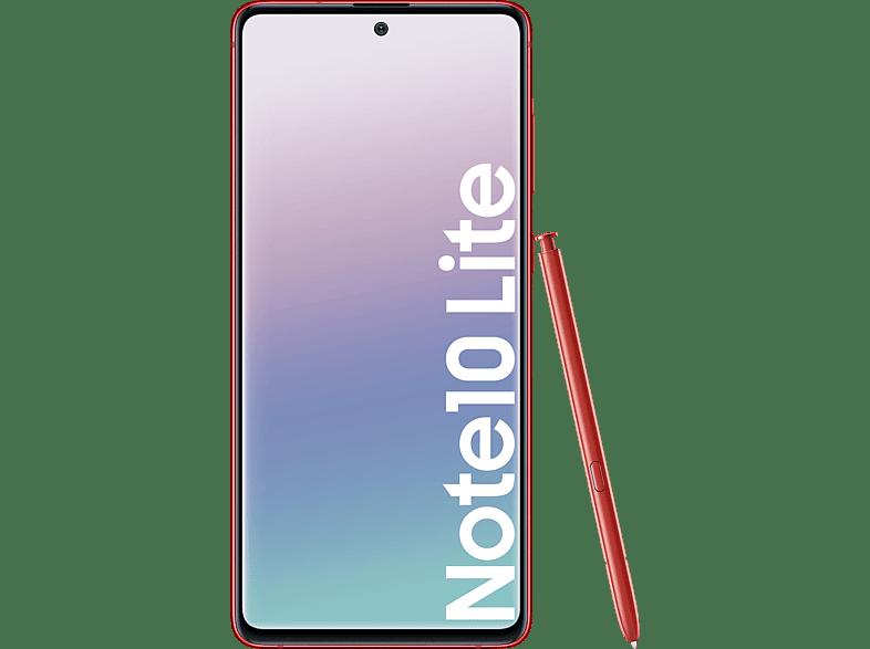 SAMSUNG Galaxy Note10 Lite 128 GB Aura Red Dual SIM